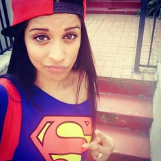 such an inspiration one love superwoman <3