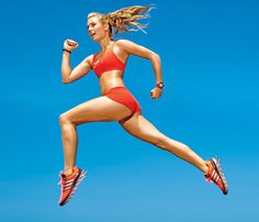 5 Ways to Burn 500 Calories: Sprint Blaster. The secret to hitting double-digit miles per hour: Lean slightly forward and pump your arms. Get the routine here >> Barre Moves, Barre Workout, Fitness Tips, Fitness Motivation, Burn 500 Calories, Health And Wellness, Health Fitness, I Work Out, Me Time