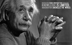 #knowledge #entrepreneur #quote #einstein
