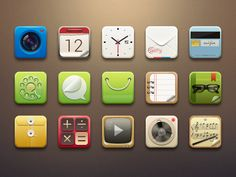 App Icons by Cancan