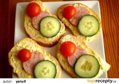 Avocado Toast, Ham, Cucumber, Sushi, Food And Drink, Appetizers, Bread, Vegetables, Breakfast