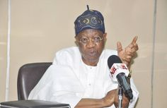 The Minister of Information and Culture, Alhaji Lai Mohammed, says the call for resignatio...