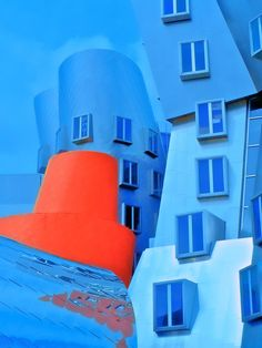 MIT Stata Center, #Frank_Gehry