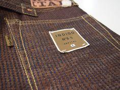 Kapital denim - Century jeans Kakishibu