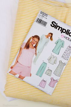 Taking the Leap: Understanding Sewing Patterns – Part 1, Reading A Pattern Envelope