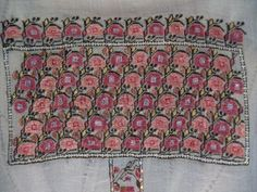 Image of Artifact Folk Embroidery, Diy Projects To Try, Bohemian Rug, Diy And Crafts, Costume, Blouse, Handmade, Inspiration, Collection