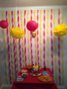 Iron Man Party More Theme 5th Birthday Ideas