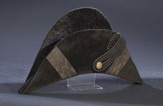 American Beaver Militia Officer's Chapeaux, (2005, Historic Americana / June 9-10)