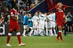 Stunning Gareth Bale Double Wins Real Unprecedented Third Ucl Title In A Row Fondos Del Real Madrid