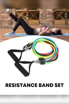 Do a Full Body Workout at Home, without needing expensive bulky equipment! Hundreds of exercises for all muscle groups Stackable resistance up to Build or tone muscle, burn fat, get great results! FREE Worldwide Shipping & Off This Week Fitness Workouts, Gym Workout Tips, Fitness Workout For Women, No Equipment Workout, Workout Videos, At Home Workouts, Fitness Motivation, Cycling Equipment, Fitness Equipment