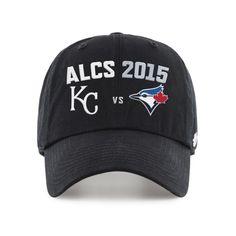 Kansas City Royals Toronto Blue Jays 47 Brand 2015 MLB Postseason ALCS Hat Cap