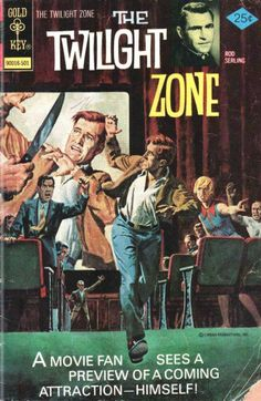 The Twilight Zone Comic #61 Publisher: Gold Key Comics Date: January 1975