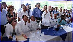 Hipolito Mejía proclama buscara presidencia en 2020 para frenar corrupción, la impunidad y garantizar seguridad a la gente