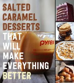 27 Salted Caramel Desserts That Will Make Everything Better