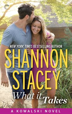 Shannon Stacey - What It Takes / #awordfromJoJo #ContemporaryRomance #ShannonStacey