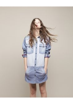 Étoile Isabel Marant /  Gilda Shirtdress