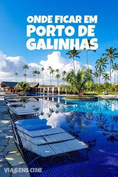 Procurando dicas de hotéis e pousadas em Porto de Galinhas? Dá uma olhada e confira essas boas indicações de onde ficar em Porto de Galinhas