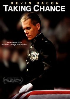 Taking Chance (2008) is such a moving movie, filled with giving respect and honor to a worthy young man. The men and women who serve in the military are incredible people. They truly are heroes. This movie shows that even those who aren't on the front lines can play an important role in bringing the ones who have fallen, home. It doesn't matter if you agree with the war. You support our soldiers anyways.
