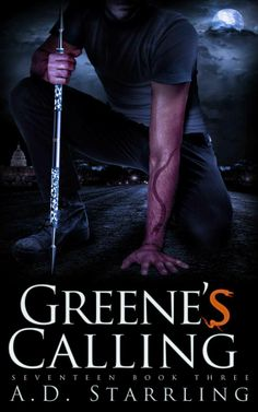Greene's Calling by A.D. Starrling – Character Profile + #Giveaway