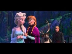 Frozen meets Defying Gravity...I'm still trying to handle the awesome...