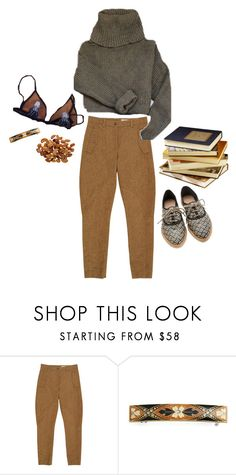 """""""#454"""" by egaal ❤ liked on Polyvore featuring Wunderkind, Public Library, L. Erickson and Loeffler Randall"""