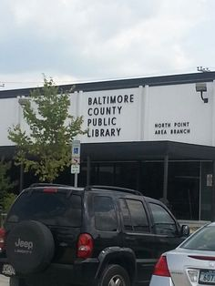 North Point Library in Dundalk, MD