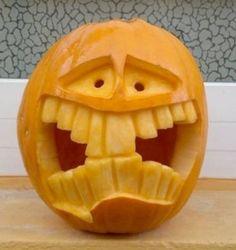 Happy #Halloween everybody! Have you ever seen such a spooky grinning pumpkin?: http://www.1-2-do.com/de/projekt/Halloween-kann-kommen/bastelanleitung-zum-selber-basteln/8283/