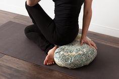 Como hacer un Zafu Asiento-Cojin para Meditar
