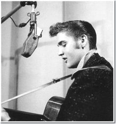 Elvis Presley : New York : December 1, 1955.