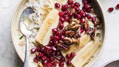 Overnight oats recipe by Tieghan Gerard of Half Baked Harvest.