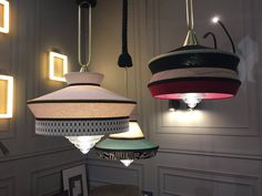 """Contardi Lighting : a """"couturier of contemporary lighting"""" - Booth 1519 #Mo16"""