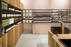 Aesop Osaka / Torafu Architects   AA13 – blog – Inspiration – Design – Architecture – Photographie – Art
