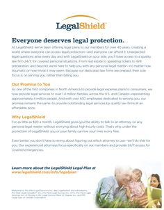 Everyone deserves legal protection - http://www.justbeinharmony.com/everyone-deserves-legal-protection/