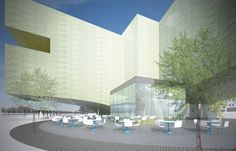 hans hollein + partner: museum of bavarian history proposal