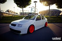 White mk4 jettas are my weakness