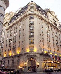 alvear palace hotel - bs. as.