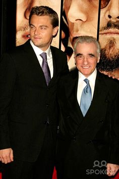 Opening of Movie''the Departed'' at Ziegfeld Theatre W.54st Dated 09-26-06 Martin Scorsese ,Leonardo Dicaprio