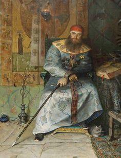 Рыженко П. В. Тишайший