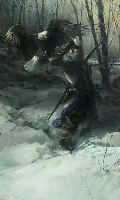It's a Dark, Lonely Frontier In Assassin's Creed III. William Wu
