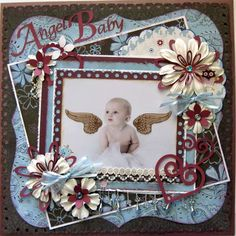 Layout: Angel Baby