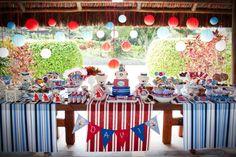 Confira ideias de temas para festas de aniversário para meninos - Gravidez e Filhos - UOL Mulher