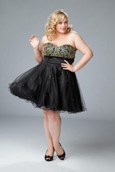 Short Plus Size Prom Dresses - Cheap Beaded Prom Dress Plus Size Homecoming Dresses, Plus Size Cocktail Dresses, Plus Size Gowns, Evening Dresses Plus Size, Short Plus Size, Occasion Dresses, Ball Gowns, Prom Gowns, Pageant Dresses