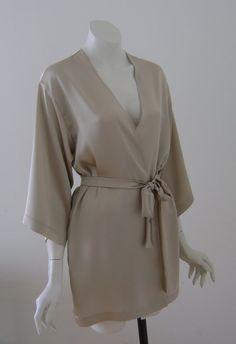 100 Silk Robe By Silkhairdesigns On Etsy