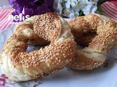Peynirli Milföy Simit (.öneriler İle)