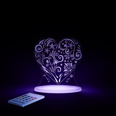 We Heart this night light, and it is one of our best sellers.