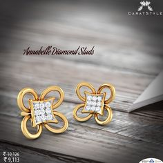 A gift to remember and memory to cherish… #earring #diamond #rakhi