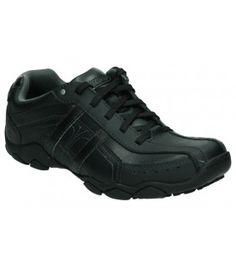 SKECHERS 64276-BBK Skechers, Hiking Boots, Urban, Shoes, Fashion, Slippers, Over Knee Socks, Moda, Zapatos