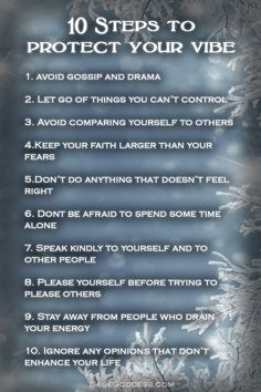 It's so important to protect your energy! Use these 10 easy steps to protect your energy, stay positive, and keep the vibe high. Intuitive Empath, Psychic Empath, Empath Traits, Psychic Development, After Life, Spiritual Awakening, Spiritual Wisdom, Spirituality Art, Intuition