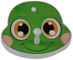 Children'sTurtle Face Coat Rack