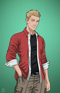 Connor Hawke (Earth-27) commission by phil-cho